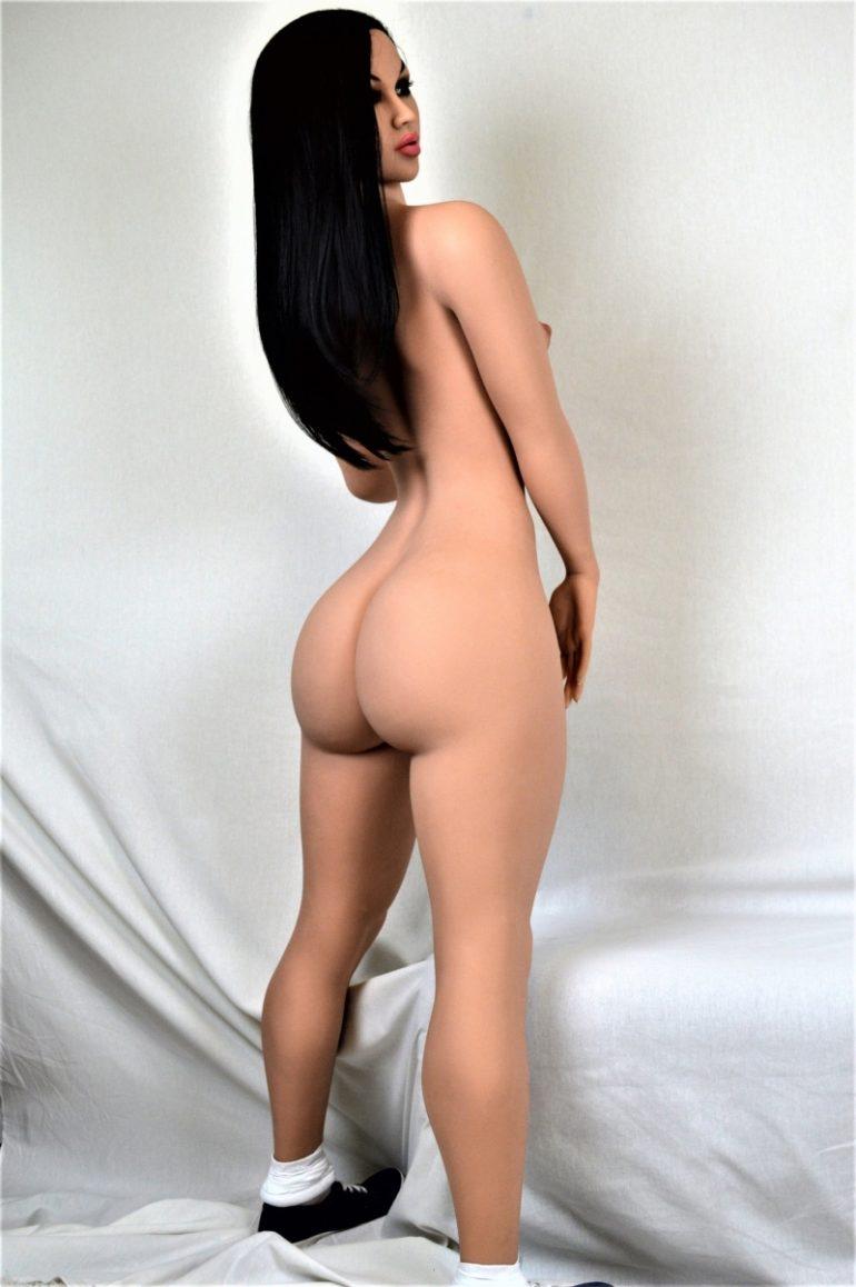 WM Doll 160 cm B-Cup 2 élethű szexbaba