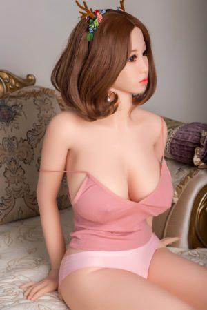 WM Doll 161 cm G-Cup 2 élethű szexbaba