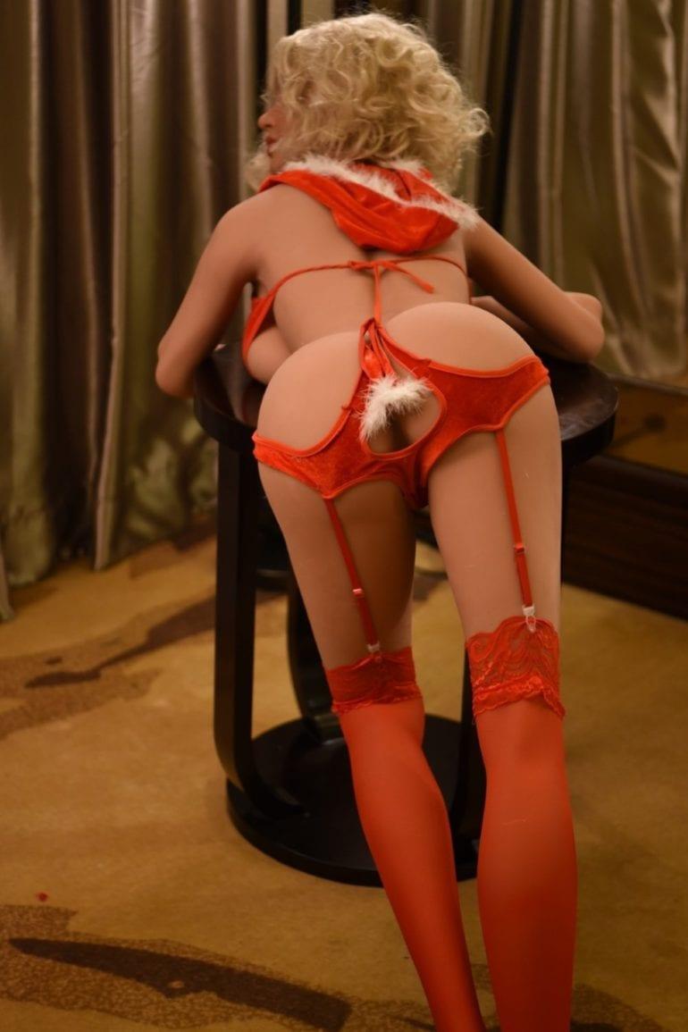 WM Doll 161 cm G-Cup 4 élethű szexbaba