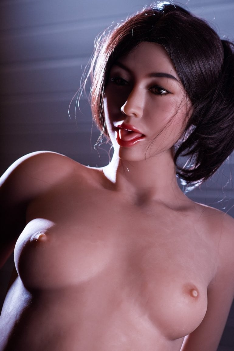 WM Doll 162 cm B-Cup 2 élethű szexbaba