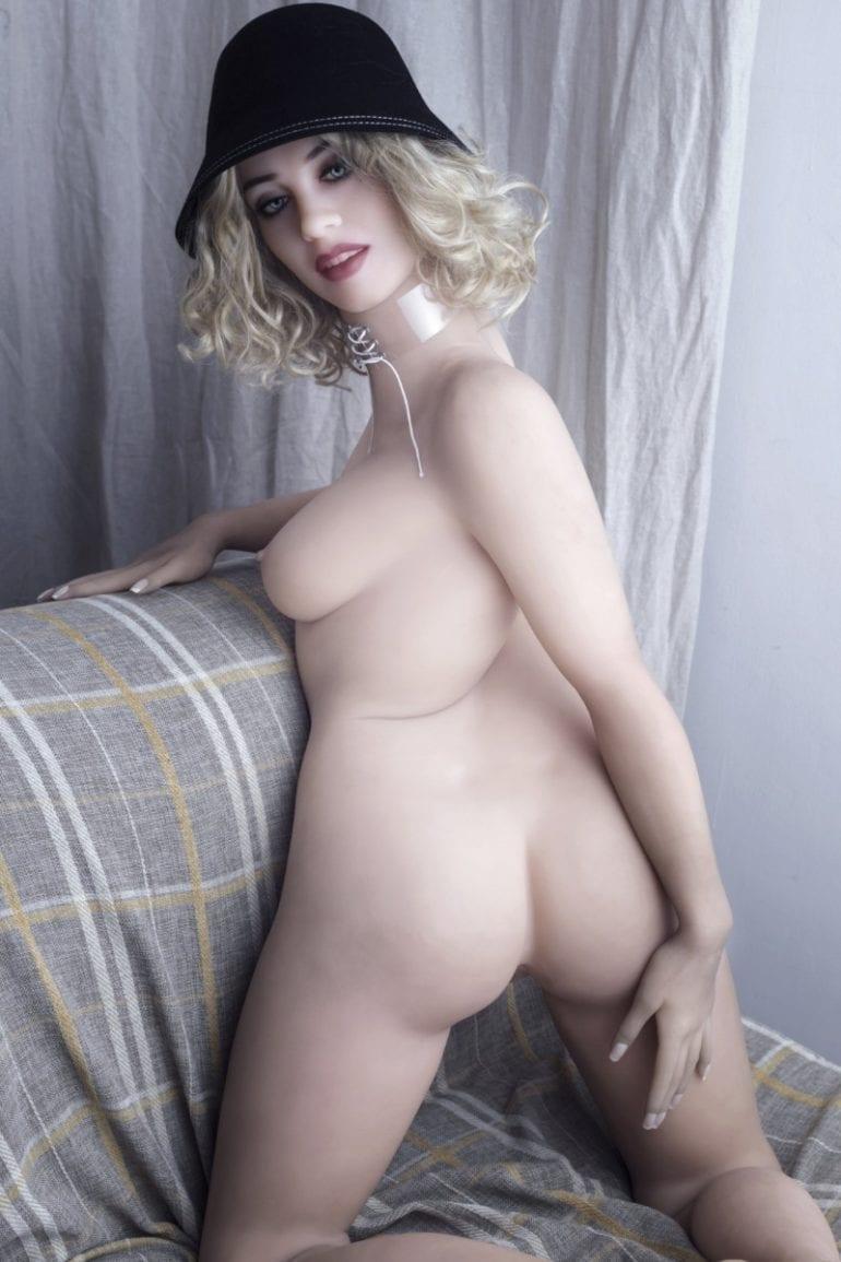 WM Doll 162 cm B-Cup 3 élethű szexbaba