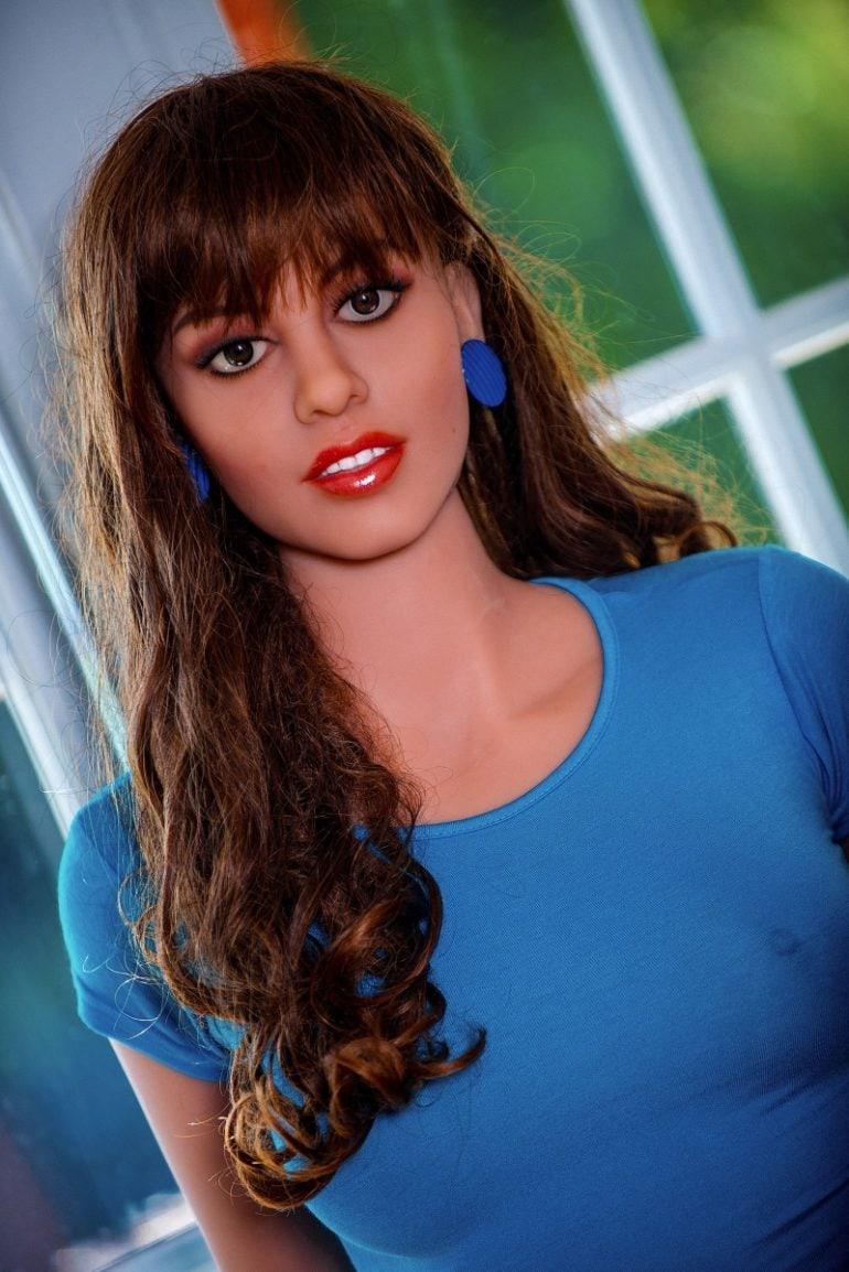 WM Doll 162 cm B-Cup 5 élethű szexbaba