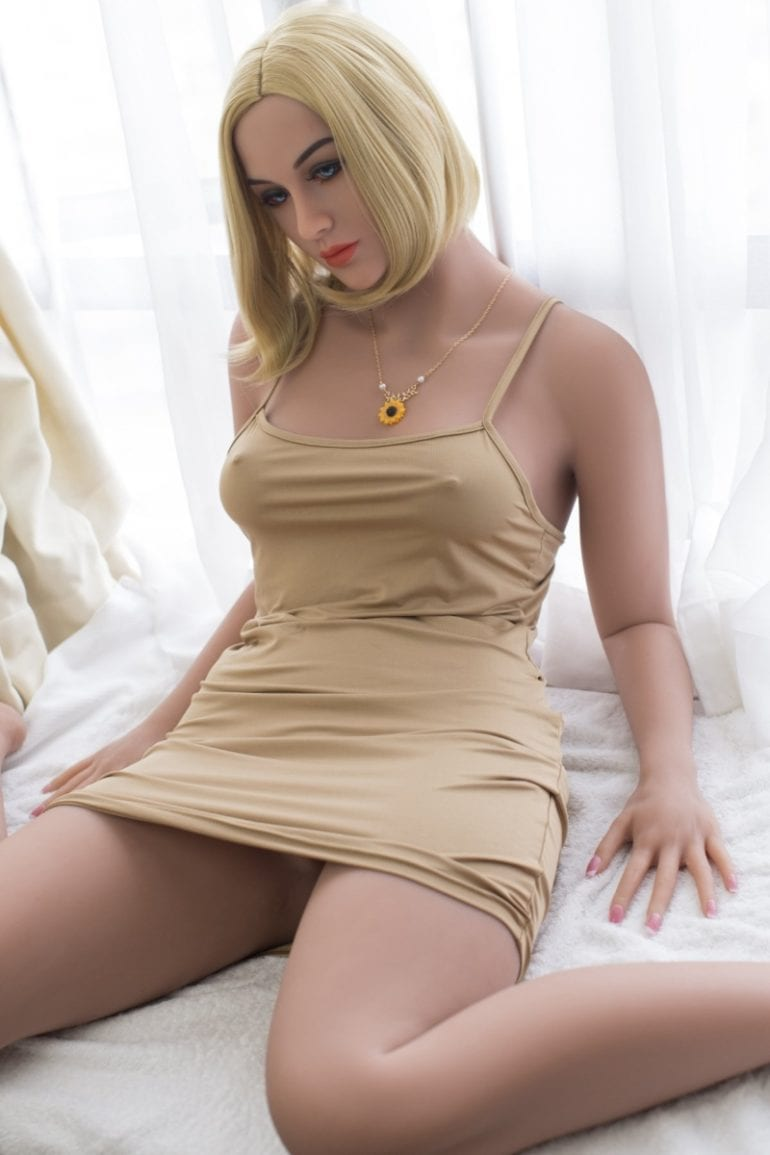 WM Doll 162 cm B-Cup 6 élethű szexbaba