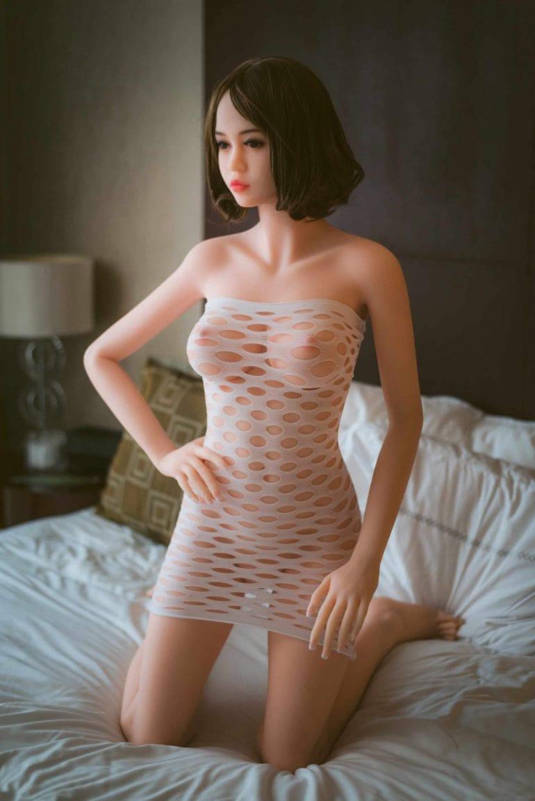 WM Doll 163 cm C-Cup 2 élethű szexbaba