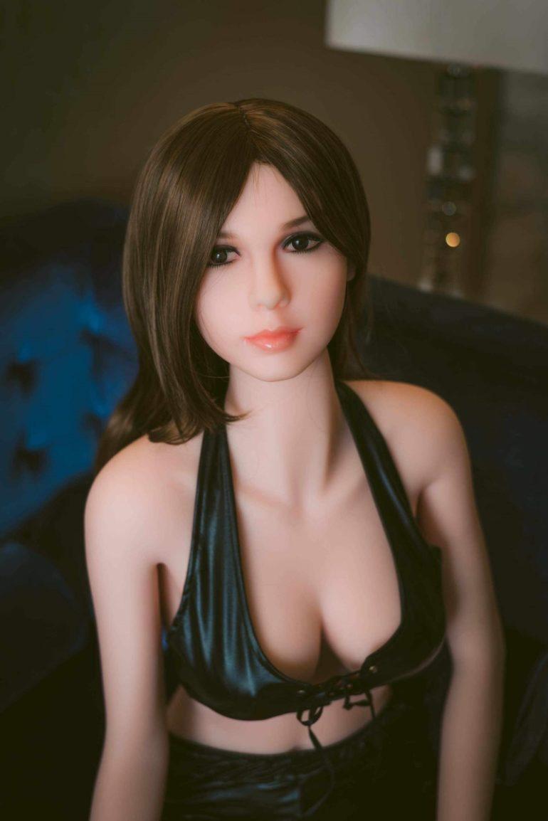 WM Doll 163 cm C-Cup 3 élethű szexbaba