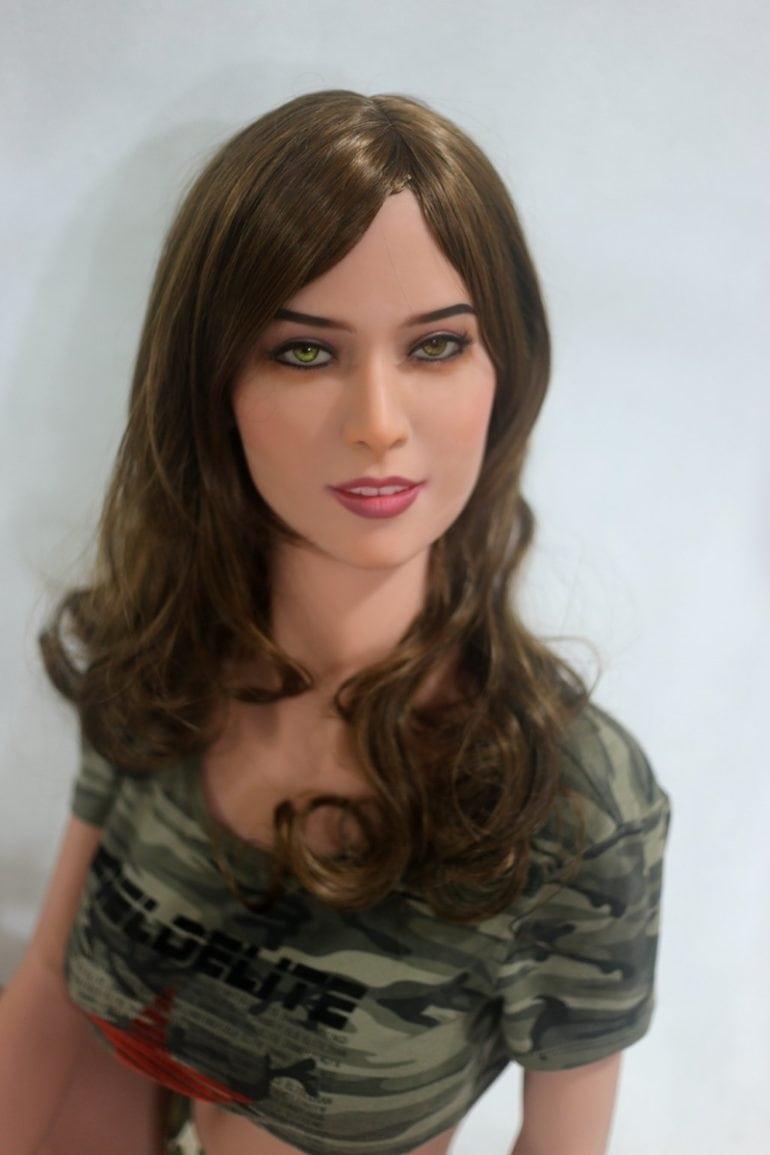 WM Doll 165 cm D-Cup 4 élethű szexbaba