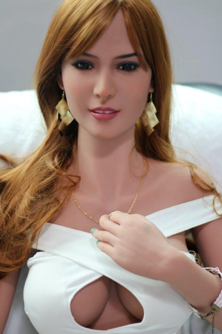 WM Doll 165 cm D-Cup 6 élethű szexbaba
