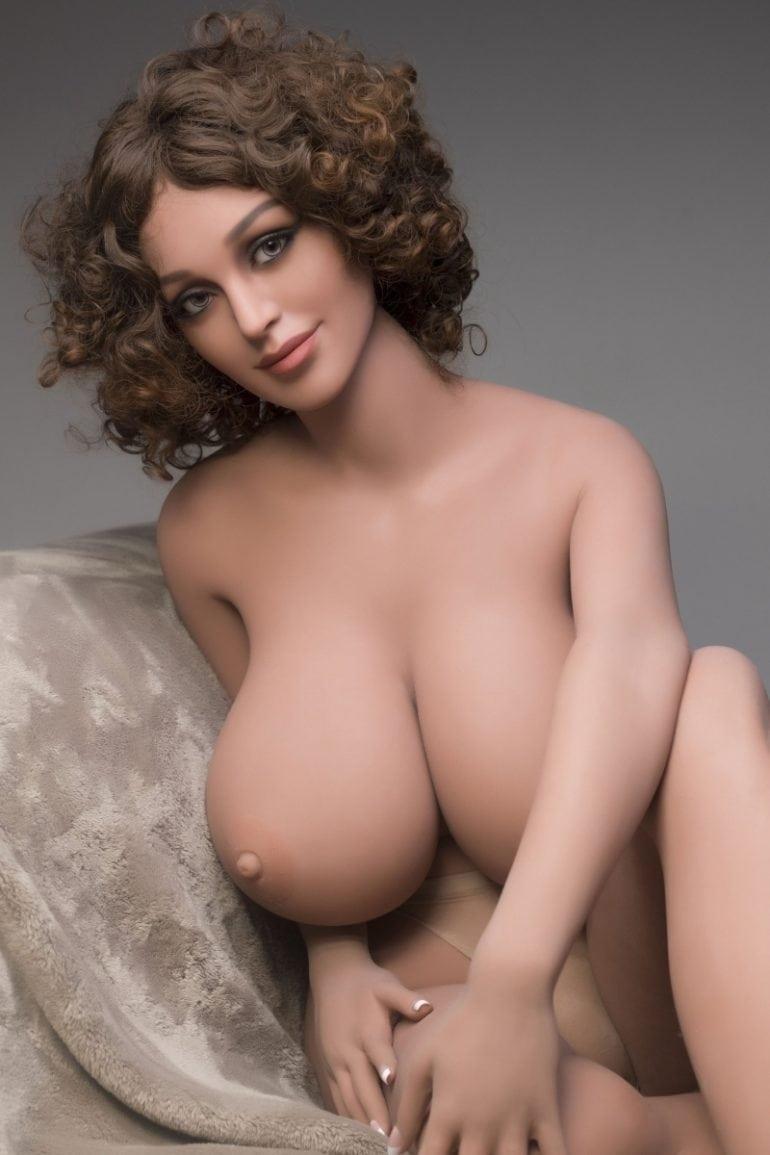 WM Doll 167 cm J-Cup élethű szexbaba