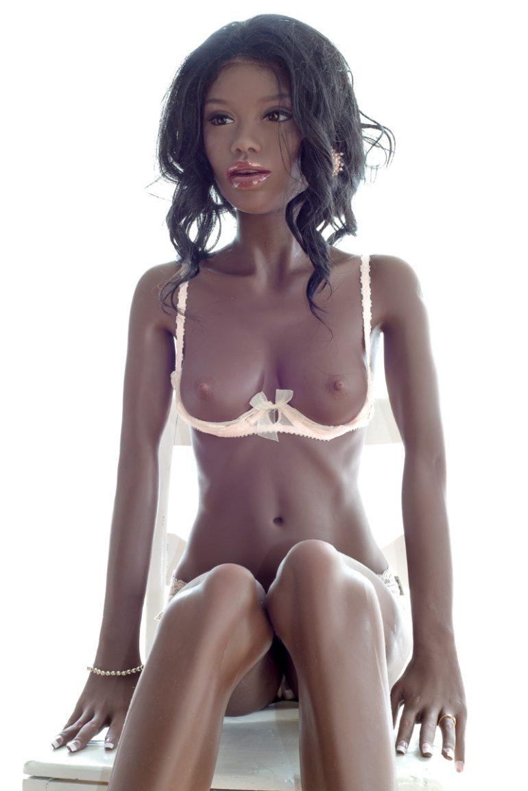WM Doll 168 cm A-Cup 4 élethű szexbaba