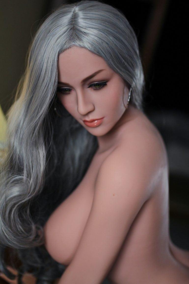 WM Doll 168 cm E-Cup 4 élethű szexbaba