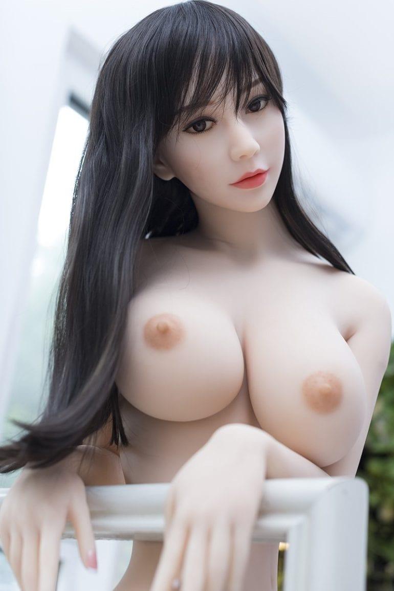 WM Doll 168 cm E-Cup élethű szexbaba