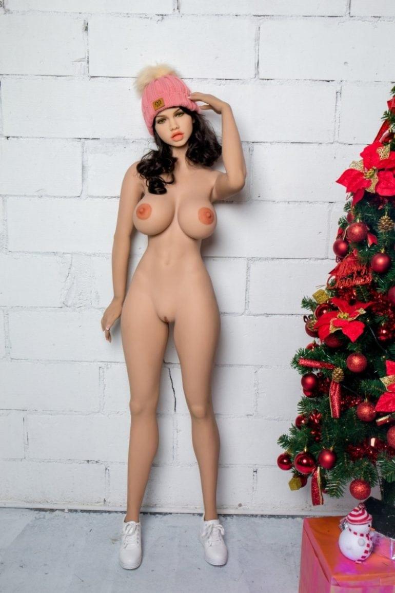 WM Doll 170 cm H-Cup 3 élethű szexbaba