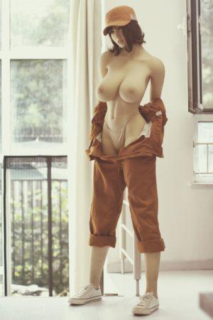 WM Doll 170 cm H-Cup 6 élethű szexbaba
