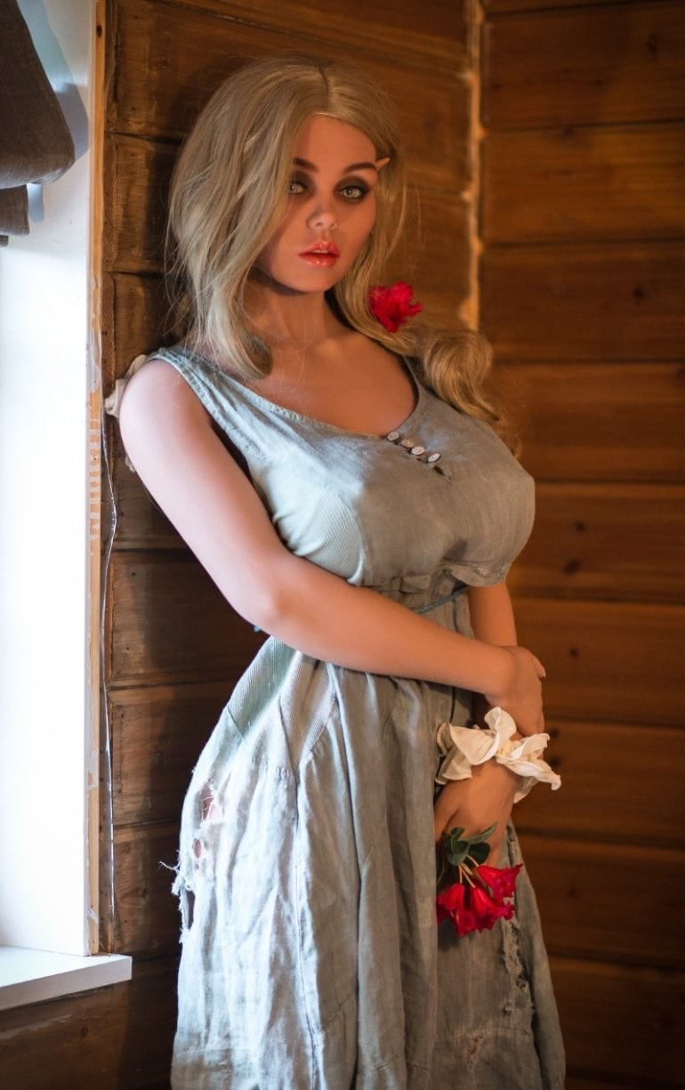 WM Doll 170 cm H-Cup 7 élethű szexbaba